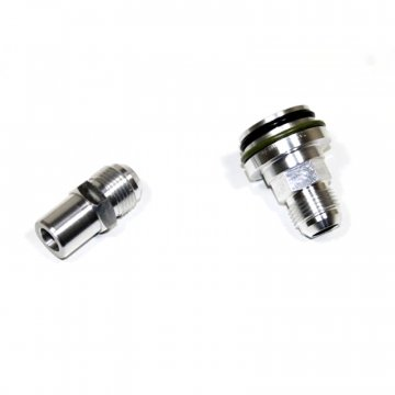 Cam and Block Breather Adaptors for Audi, VW, SEAT, and Skoda 1.8T Engines