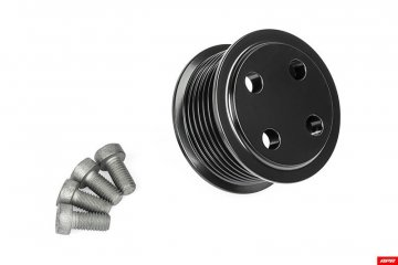 APR Bolt On Supercharger Drive  Pulley - 3.0 TFSI