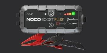 NOCO - GB40 Boost Plus 1000A UltraSafe Lithium Jump Starter