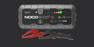 NOCO - GB50  Boost XL 1500A UltraSafe Lithium Jump Starter
