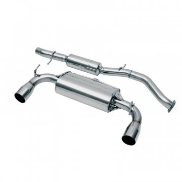 NEUSPEED Stainless Steel Cat Back Exhaust