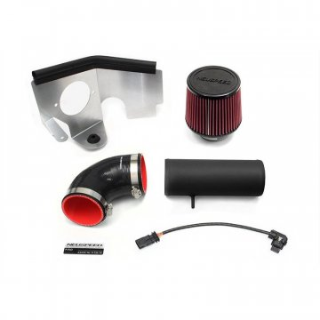 NEUSPEED P-Flo Air Intake Kit with Dry Filter (black)