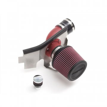 NEUSPEED P-Flo Air Intake Kit with Oiled Filter (red)