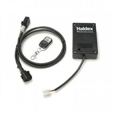 Haldex Remote control