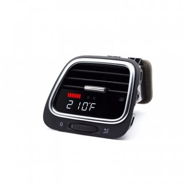 P3 Cars VW Scirocco/EOS - Vent Boost Gauge (Analog Boost/Battery)