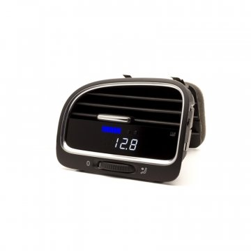 P3 Cars VW MK6 Golf R - Vent Boost Gauge (OBD2 MULTI GAUGE)