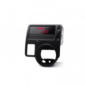 P3 Cars VW MK4 - Vent Boost Gauge (OBD2 MULTI GAUGE)