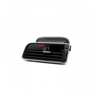 P3 Cars VW Passat B7 TDI - Vent Boost Gauge (OBD2 MULTI GAUGE)