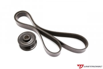 Unitronic Supercharger Pulley Kit for 3.0TFSI (New Client)