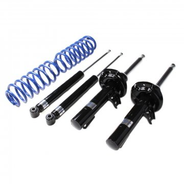 Racingline Sport Shock Absorber Kit And Spring Kit - Golf 5/6 R