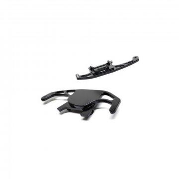Racingline Billet Golf 7 Piano Black DSG Gearshift Paddles