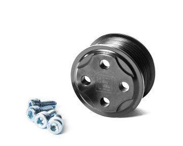 IE Audi 3.0T Supercharger Pulley Upgrade   4-Bolt Style