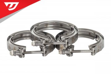 """UNITRONIC 3"""" V-BAND CLAMP (Clampco)"""